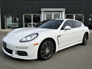 TAKE OVER 1Year Lease-2016 Porsche Panamera 4 EDITION + LOW KM