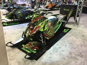 2016 Arctic Cat TSS Turbo M8000 LTD 162 3.0