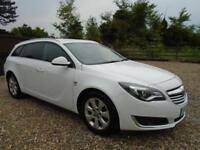 HIGH SPEC 2014 64 VAUXHALL INSIGNIA 2.0 140 Ps DIESEL ESTATE * SRI NAV * TOW BAR