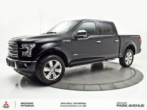 2016 Ford F-150 PLATINUM SUPERCREW NAV+TOIT PANO *photos à venir