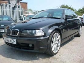 2000 BMW 3 SERIES 2.5 323CI SE 2D AUTO 168 BHP