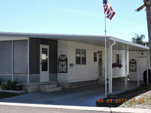 Beautiful Double Wide Mobile Home for Rent - Clearwater