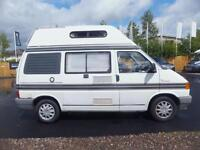 AUTO-SLEEPERS TRIDENT CAMPERVAN MOTORHOME FOR SALE