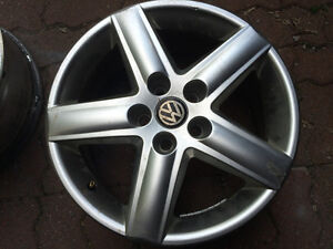 4 Mags Volkswagen 17po Bolt pattern 5x112