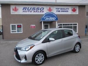 2016 Toyota Yaris 5dr LE