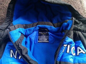 Nautica new boys 2T winter coat with tags Kitchener / Waterloo Kitchener Area image 3