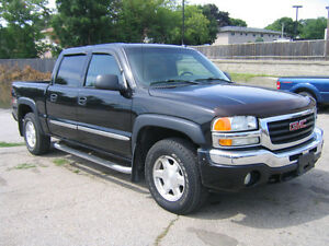 2005 GMC Sierra 1500 SLT Z71 Cambridge Kitchener Area image 1