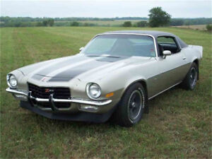 1973 Camro RS Or 1968 Camro SS RS WANTED
