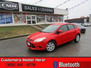 2013 Ford Focus SE   HATCH, BLUETOOTH, HEATED SEATS, EXCELLENT B
