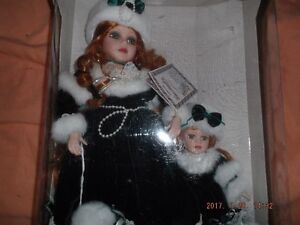 Collectable Porcelain dolls for sale