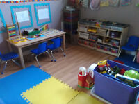 Reliable, dependable, consistent and fun home child care.