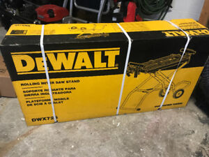 Rolling Miter Saw Stand (BRAND NEW)