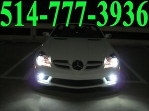 MERCEDES INSTALLATION KIT HID XENON CONVERSION CAR HEADLIGHTS