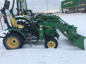 2013 2025R Compact Utility Tractor
