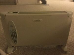 Convection Heater with Thermostat
