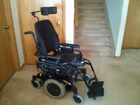 Electric Wheelchair TDX SP