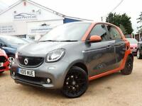2015 15 Smart Forfour 1.0 Edition 1 5dr - rac dealer