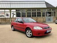 Honda Civic 1.6i - Automatic - 2 Owners - No issues - Drives Great!
