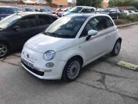 Fiat 500 1.2 LOUNGE 3 DOOR - 2008 08-REG - 10 MONTHS MOT
