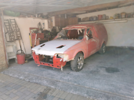 Mk4 escort parts wanted or would buy whole car