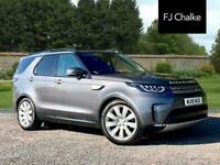 2018 Land Rover Discovery 3.0 TD V6 HSE Luxury Auto 4WD (s/s) 5dr Automatic SUV