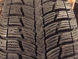 195/55R15 Federal Himalaya winter tires new cond