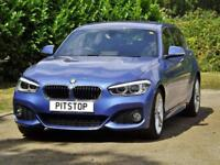 2015 BMW 1 SERIES 118D 2.0 M SPORT Manual Hatchback