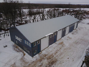 Brand New Commercial Building Bay for Lease