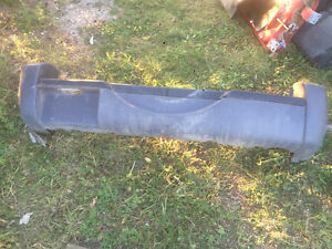 Jeep Liberty Rear Bumper - 2004