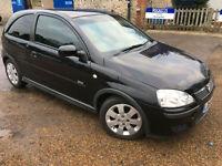 2004 '54' Vauxhall Corsa 1.2 SXi. Petrol. Manual. 3 Door. Ideal 1st Car. Px Swap
