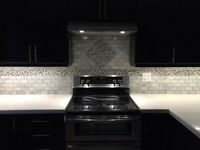 PRO Kitchen/Bathroom Backsplash Tile Installation From $225