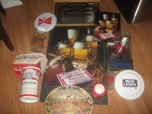 Budweiser collectibles