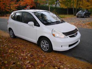 2008 Honda Fit Lx 63000 km