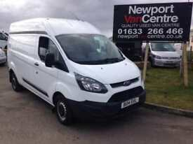 Ford Transit Custom 2.2TDCi PANEL VAN 100PS 290 SHORT WHEEL BASE MEDIUM ROOF