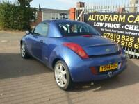 Ford Streetka 1.6 Hard Top Winter Edition Edition, Low Mileage Rare Model