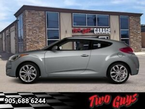 2013 Hyundai Veloster Tech  Navigation - Panoramic Roof