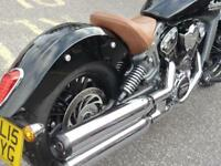 Indian Scout 1133 15/15plate 3789miles FSH VGC