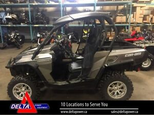 2014 CAN-AM COMMANDER 800XT SIDE-BY-SIDE