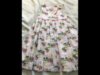 Boots mini club dress NEW