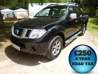 2013 Nissan Navara 2.5dCi 190 Platinum Double Cab 4x4 Pick Up Diesel