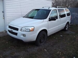 2006 Chevrolet Uplander  loaded parts or whole !!!!!!