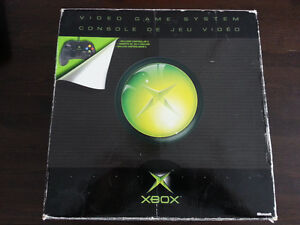 Original Xbox+23 games+2 controllers +DVD plybck kit BEST OFFER!