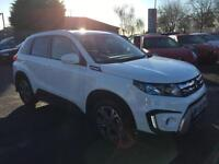 2015 Suzuki Vitara SZ5 RUGGED ALLGRIP Petrol white Manual