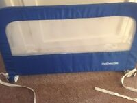 Mothercare large bed guard