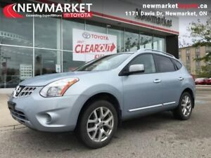 2013 Nissan Rogue SV  - one owner - local - trade-in - $46.22 /W