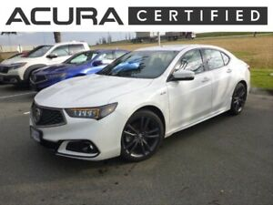 2018 Acura TLX Elite A-Spec | Certified Pre-Owned