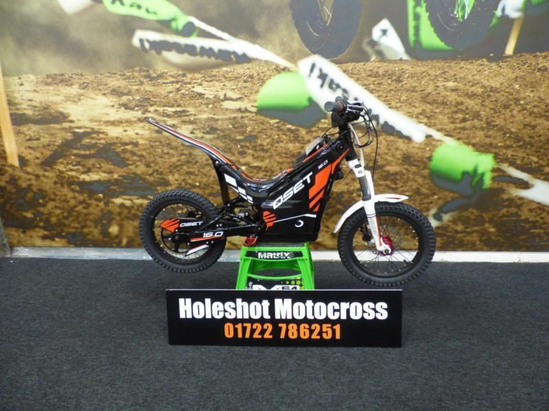 OSET 16.0 ECO Electric kids trials bike motocross OSET MAIN Dealers
