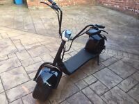 Fat tyre scooter electric lithium Battery 60V 12Ah