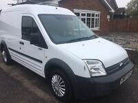 Ford transit connect LWB high roof 2007