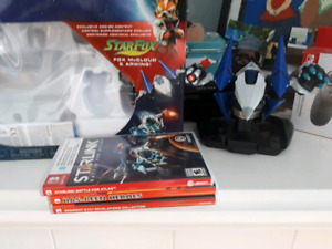 Starlink, has been heroes et résident evil révélation 1 switch
